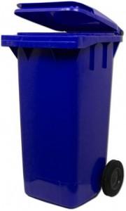 мусорные контейнеры из пластика